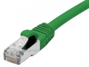 cable ethernet s/ftp vert 1,5m catégorie 6a