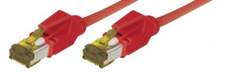 cable ethernet s/ftp rouge 2m catégorie 7
