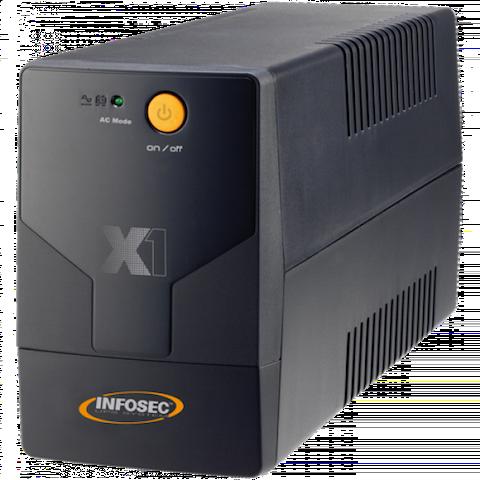 Onduleur Line Interactive 1000VA Infosec X1 EX