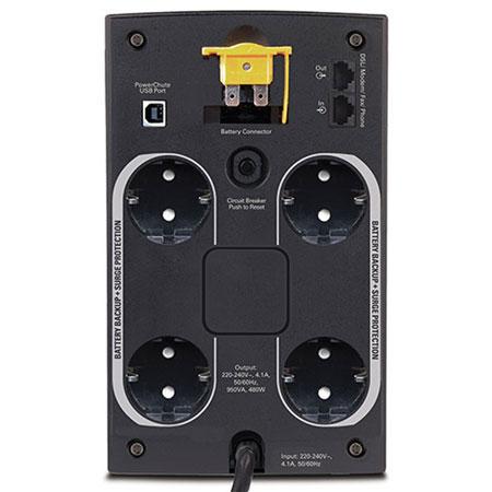onduleur line interactive apc back-ups BX950U-FR
