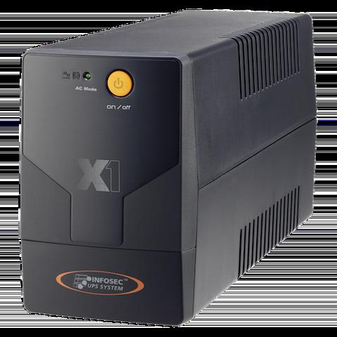 Onduleur Line Interactive 700VA Infosec X1