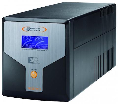 onduleur 1000VA E2 LCD
