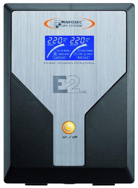 onduleur 2000VA E2 LCD