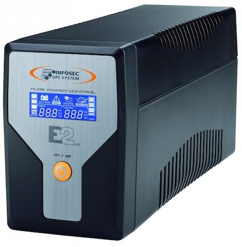 onduleur 600VA E2 LCD