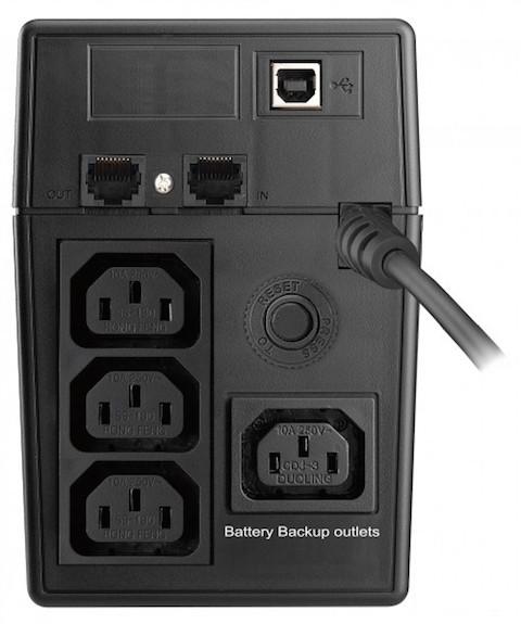 onduleur 800VA E2 LCD