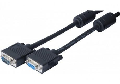 cable vga 9 fils economique 1,8m