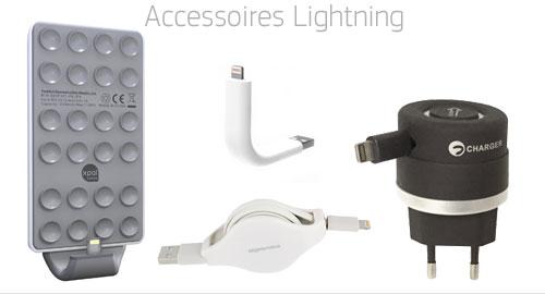 Accessoires Lightning