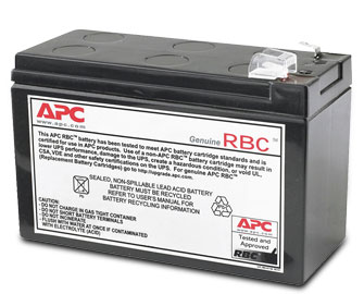 Batterie rechange onduleur APC