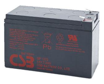 Batterie de rechange pour onduleur INFOSEC