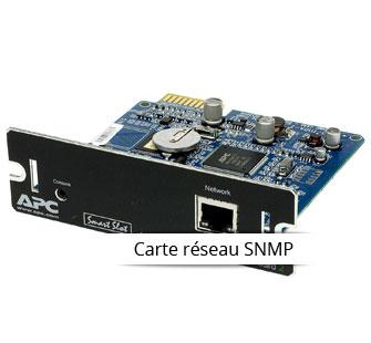 Carte réseau SNMP pour onduleur
