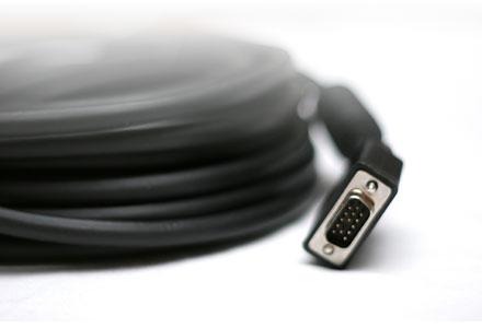 Longueur maximale d'un câble SVGA