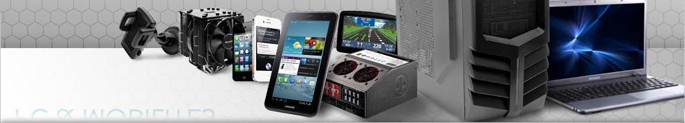 Ordinateurs, tablettes, GPS et accessoires, Smartphones et accessoires, composants, accessoires mobilité