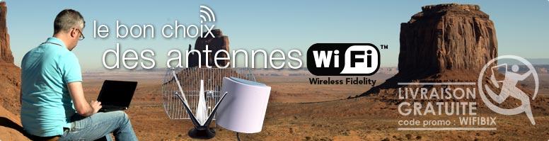Recherche antenne wifi sur - Antenne wifi longue portee omnidirectionnelle ...