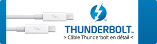Thunderbolt, la technologie haute performance en détail