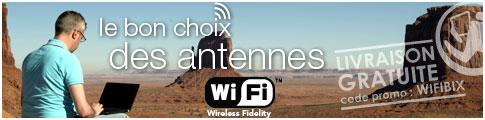 antennes sans fil