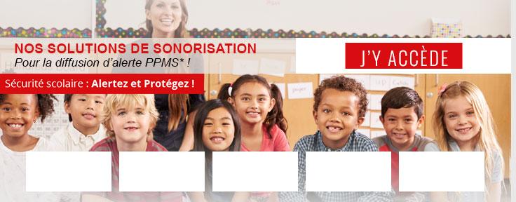 Nos solutions de Sonorisation