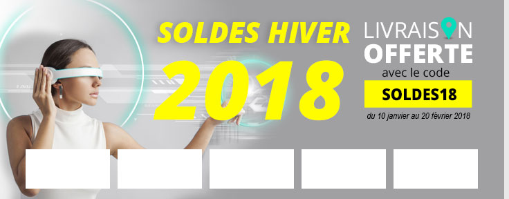 SOLDES HIVER : 2018
