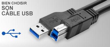 Guide d'achat câble USB